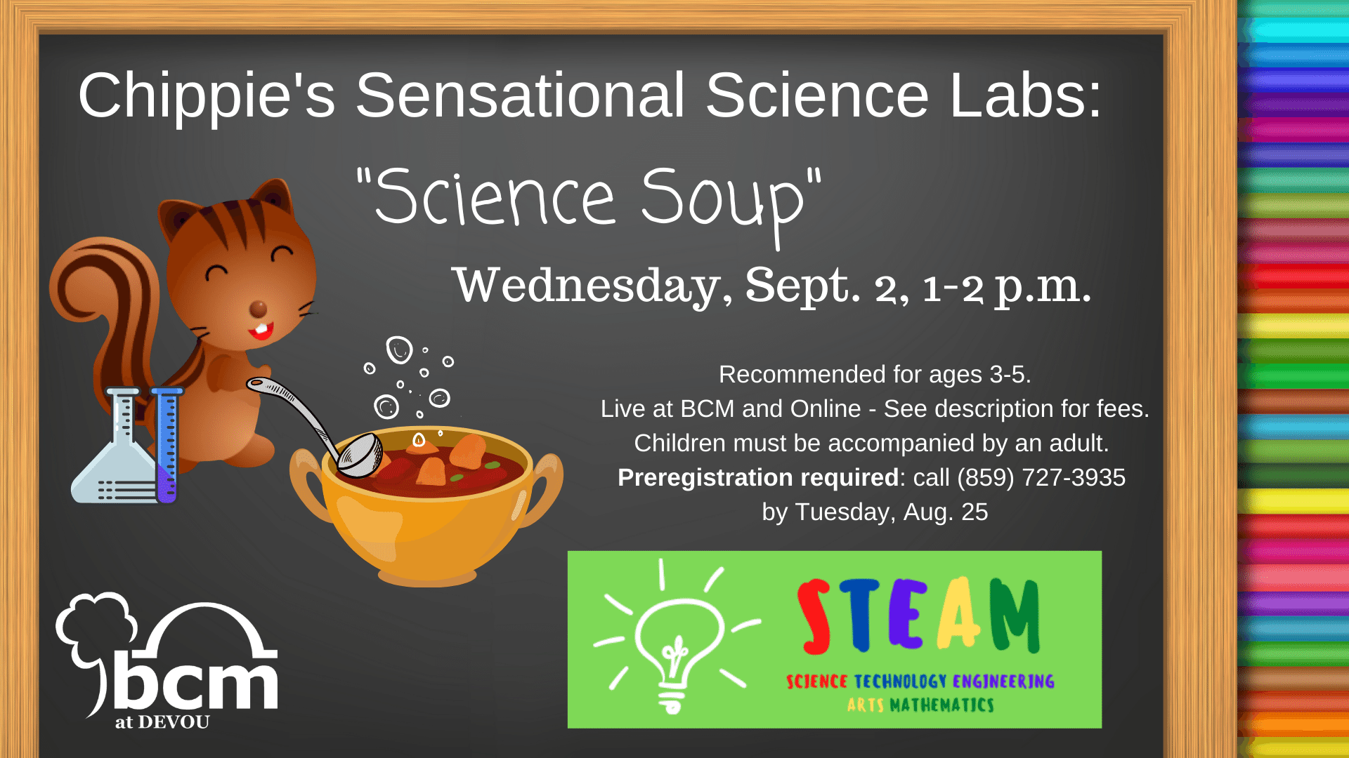 Chippies Science Lab Science Soup 2