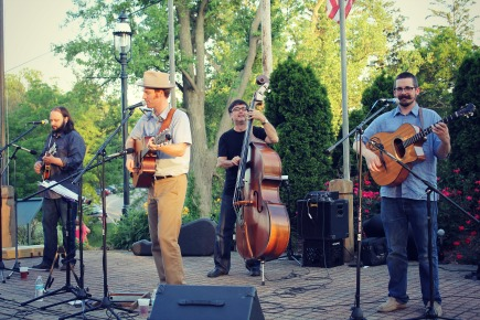 Jake Speed and the Freddies at the Behringer Crawrford Museum