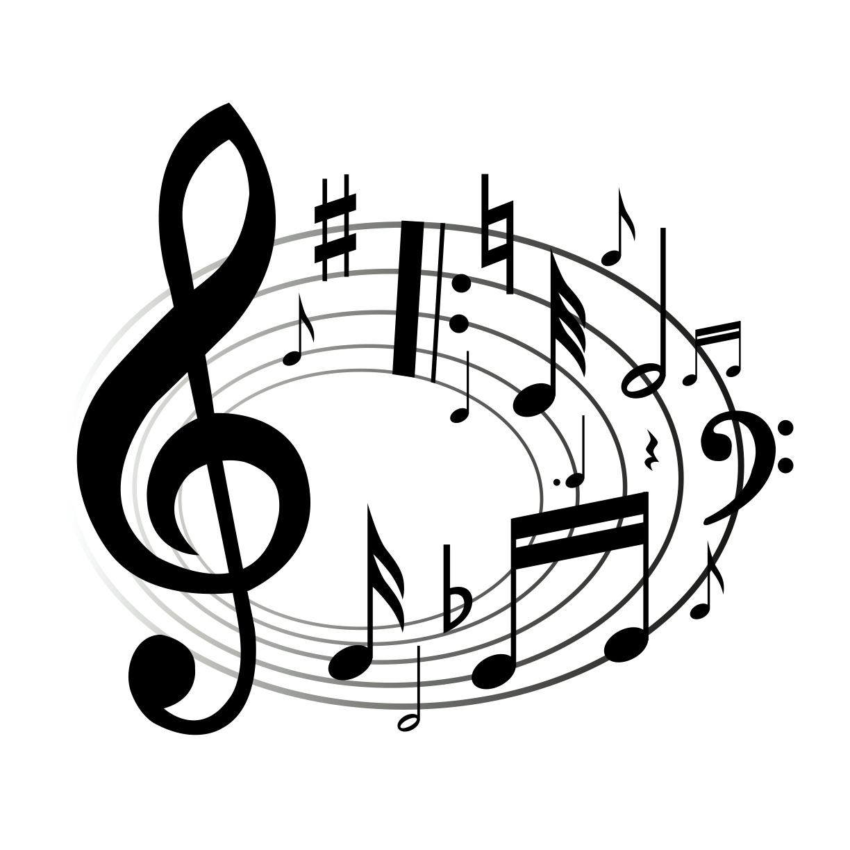 clipart music notes music notes clip art